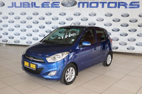 2013 Hyundai i10 1.1 Gls  Gauteng Springs_0