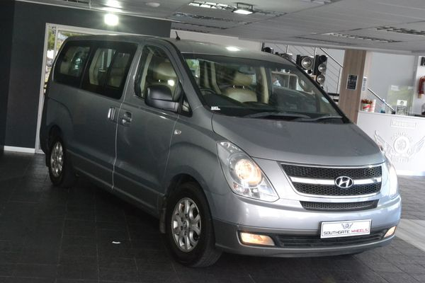 2012 Hyundai H1 Gls 2.4 Cvvt Wagon  Gauteng Roodepoort_0
