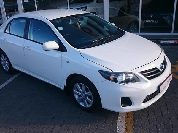 2015 Toyota Corolla Quest 1.6 Plus Free State Ficksburg_0