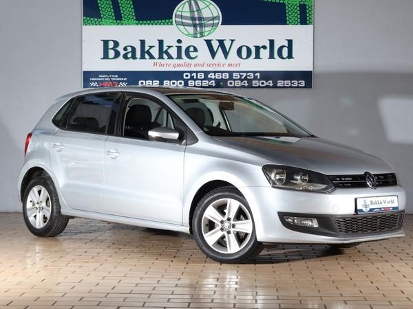 2013 Volkswagen Polo 1.4 Comfortline 5dr  North West Province Klerksdorp_0