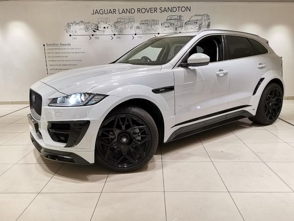 2019 Jaguar F-Pace 3.0D AWD R-Sport Gauteng Rivonia_0