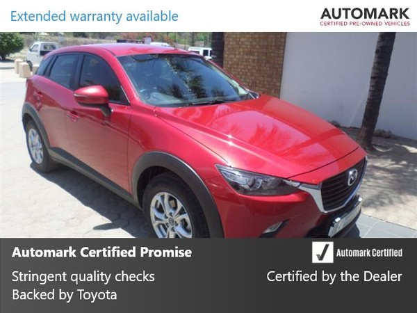 2015 Mazda CX-3 2.0 Active Auto Limpopo Messina_0
