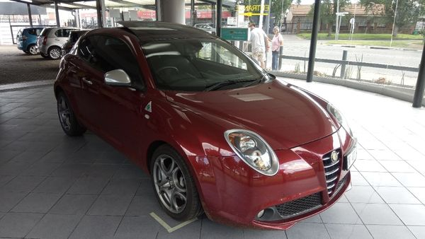 2012 Alfa Romeo Mito 1.4t Multiair Qv  Gauteng Kempton Park_0