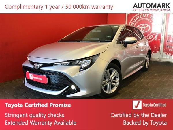 2020 Toyota Corolla 1.2T XS CVT 5-Door Gauteng Roodepoort_0
