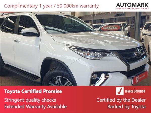 2020 Toyota Fortuner 2.4GD-6 RB Auto Gauteng Boksburg_0