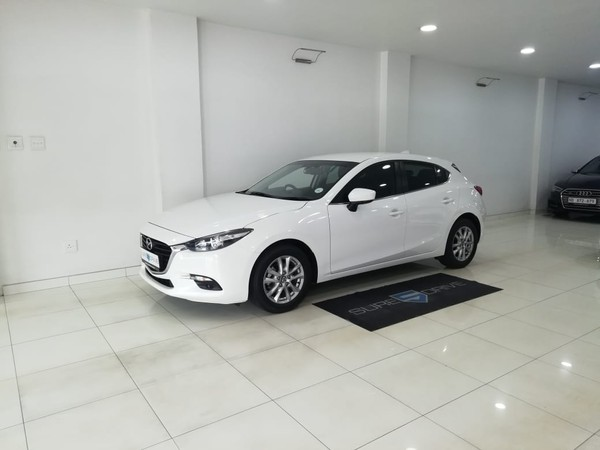 2017 Mazda 3 1.6 Dynamic Auto Kwazulu Natal Durban_0