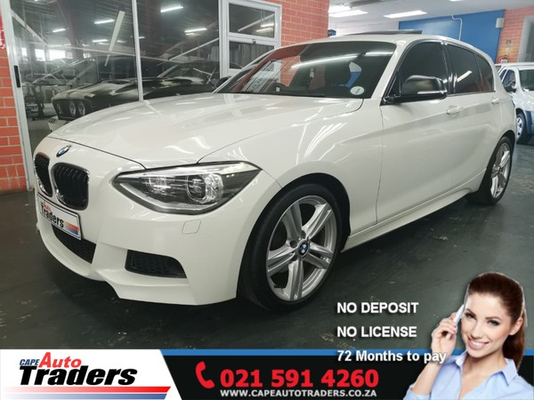 2013 BMW 1 Series 120d M Sport Line 5dr At f20  Western Cape Goodwood_0