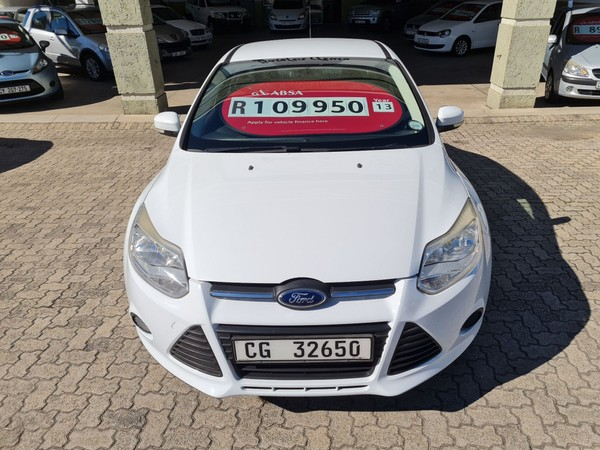 2013 Ford Focus 1.6 Ti Vct Ambiente  Western Cape George_0