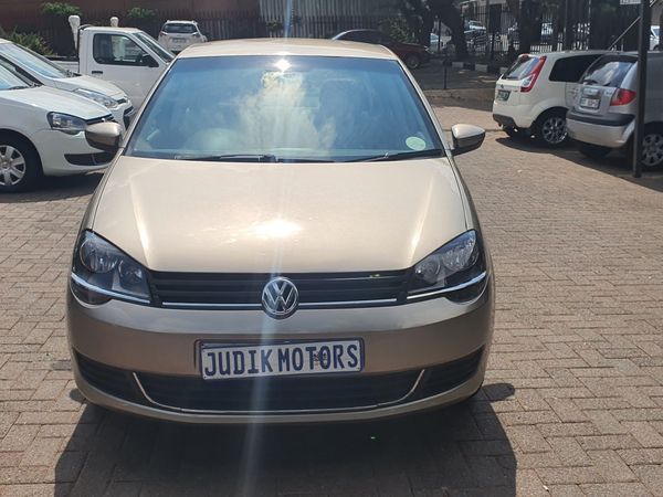 2015 Volkswagen Polo Vivo 1.4 Trendline Gauteng Johannesburg_0