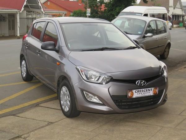 2013 Hyundai i20 1.2 Motion  Kwazulu Natal Pietermaritzburg_0