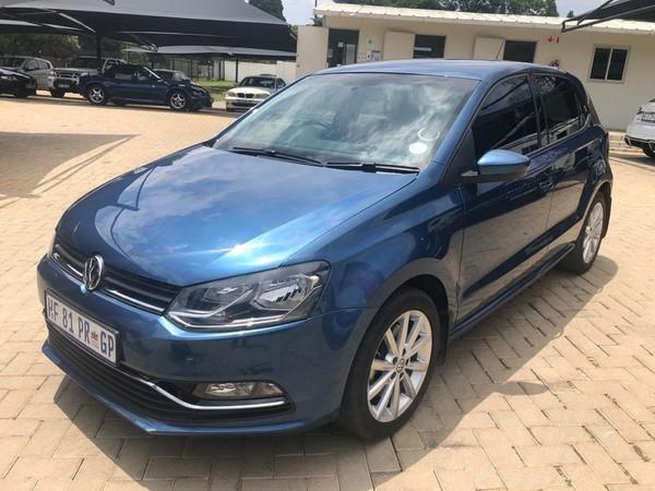 2018 Volkswagen Polo 1.2 TSI Highline DSG 81KW Gauteng Sandton_0