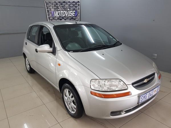 2005 Chevrolet Aveo 1.5 Ls 5dr  Gauteng Vereeniging_0