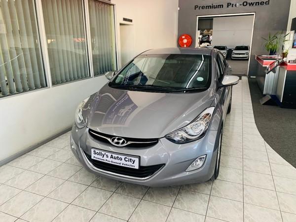 2013 Hyundai Elantra 1.8 Gls  Eastern Cape Port Elizabeth_0