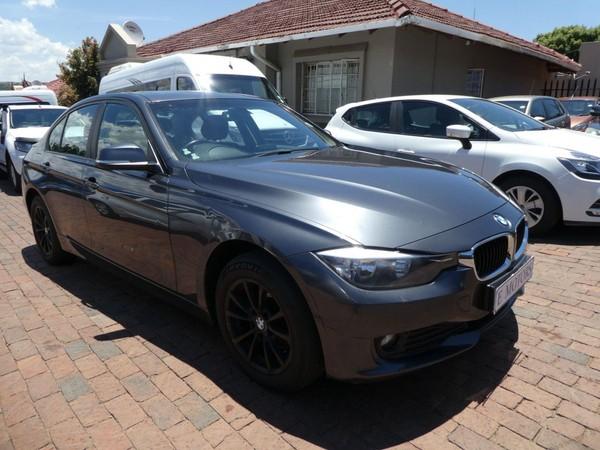 2016 BMW 3 Series 316i Auto Gauteng Bramley_0