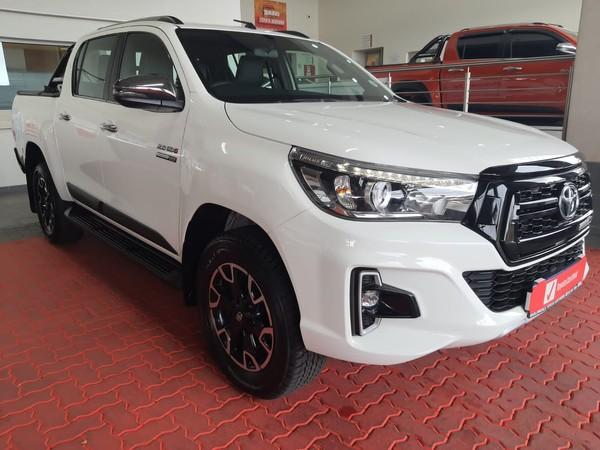 2019 Toyota Hilux 2.8 GD-6 Raider 4X4 Auto Double Cab Bakkie Gauteng Midrand_0
