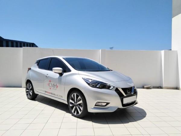 2020 Nissan Micra 1.0T Acenta Plus 84kW Kwazulu Natal Pinetown_0