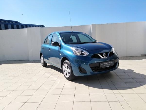 2020 Nissan Micra 1.2 Active Visia Kwazulu Natal Pinetown_0