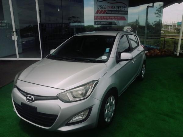 2012 Hyundai i20 1.4 Fluid  Kwazulu Natal Mount Edgecombe_0