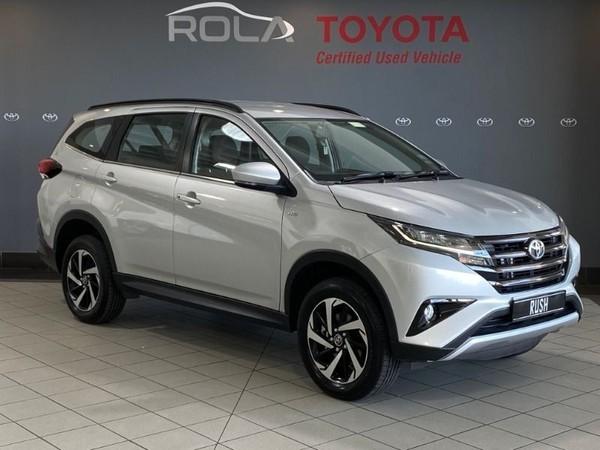 2019 Toyota Rush 1.5 Western Cape Somerset West_0