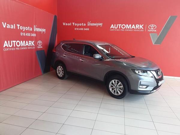 2020 Nissan X-Trail 1.6dCi Visia 7S Gauteng Vereeniging_0