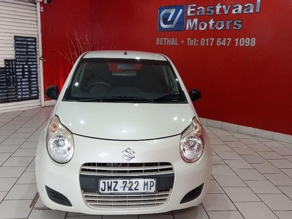 2012 Suzuki Alto 1.0 Gl  Mpumalanga Bethal_0