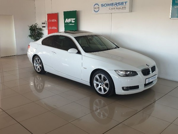 2007 BMW 3 Series 325i Coupe Excl At e92  Western Cape Strand_0