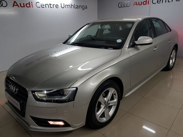 2014 Audi A4 1.8t Se Multitronic  Kwazulu Natal Umhlanga Rocks_0
