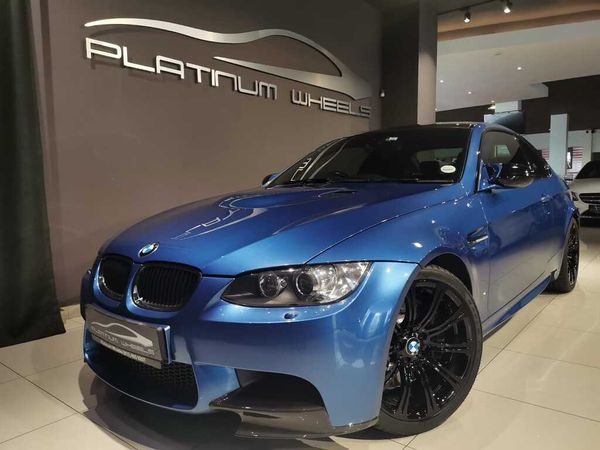 2010 BMW M3 Coupe M Dynamic M-dct  Gauteng Four Ways_0