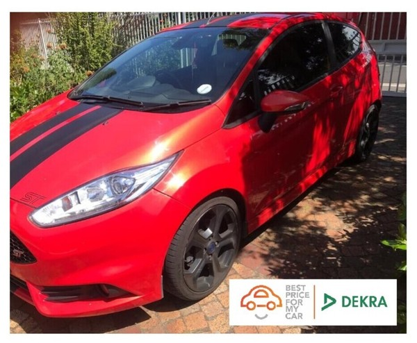 2016 Ford Fiesta ST 1.6 Ecoboost GDTi Western Cape Goodwood_0