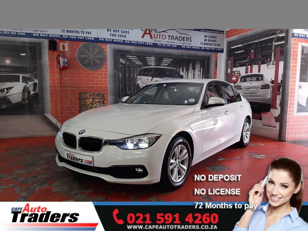 2017 BMW 3 Series 318i Luxury Line Auto Western Cape Goodwood_0