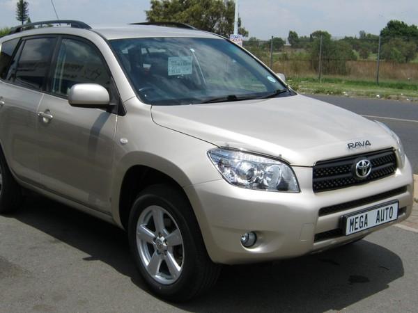 2007 Toyota Rav 4 Rav4 2.0 Vx At  Gauteng Boksburg_0