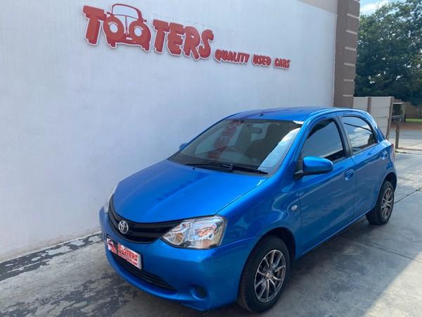 2016 Toyota Etios 1.5 Xi 5dr  North West Province Rustenburg_0