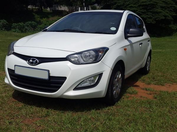 2014 Hyundai i20 1.2 Motion  Kwazulu Natal Durban North_0
