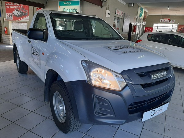 2017 Isuzu KB Series 250D LEED Fleetside Single Cab Bakkie Free State Ficksburg_0
