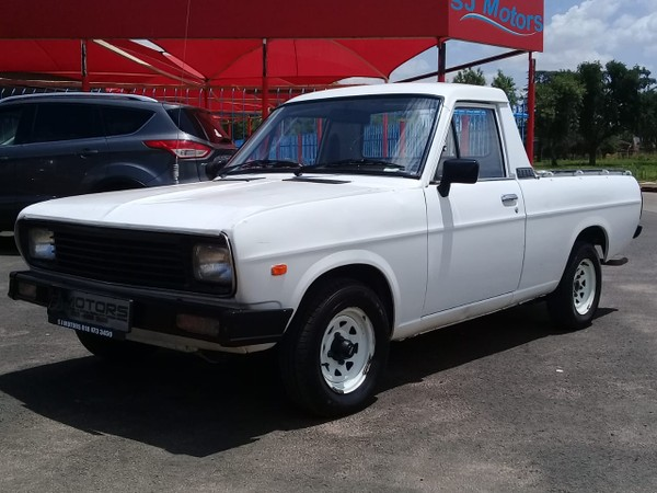 2007 Nissan 1400 Bakkie Std 5 Speed 408 Pu Sc  North West Province Orkney_0