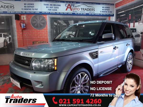 2011 Land Rover Range Rover Sport 3.0 D HSE Western Cape Goodwood_0