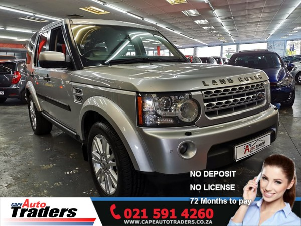 2012 Land Rover Discovery 4 3.0 Tdv6 Se  Western Cape Goodwood_0