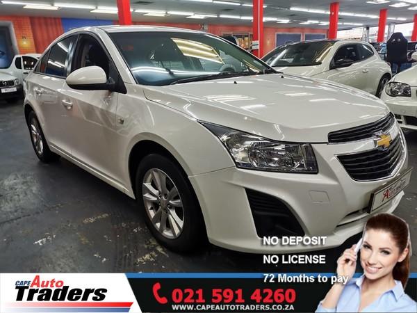 2013 Chevrolet Cruze 1.6 L  Western Cape Goodwood_0