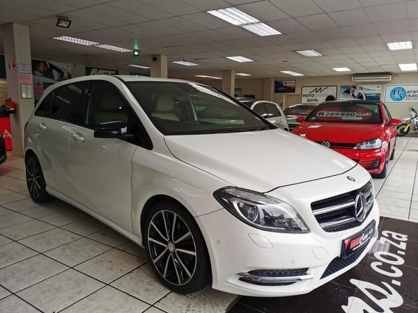 2013 Mercedes-Benz B-Class B 180 Cdi Be At  Kwazulu Natal Pinetown_0
