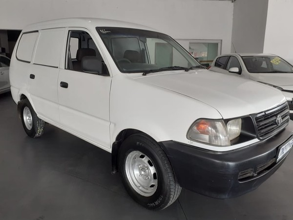 2000 Toyota Stallion 1800 Panel Van Fc Pv  North West Province Brits_0
