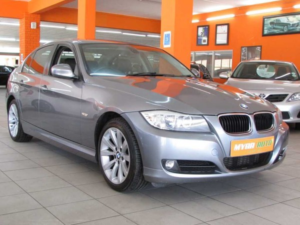 2012 BMW 3 Series 320d At e90  Western Cape Cape Town_0