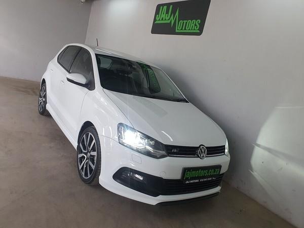 2017 Volkswagen Polo GP 1.0 TSI R-LINE DSG Gauteng Pretoria_0