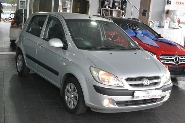 2008 Hyundai Getz 1.6 Hs  Gauteng Roodepoort_0