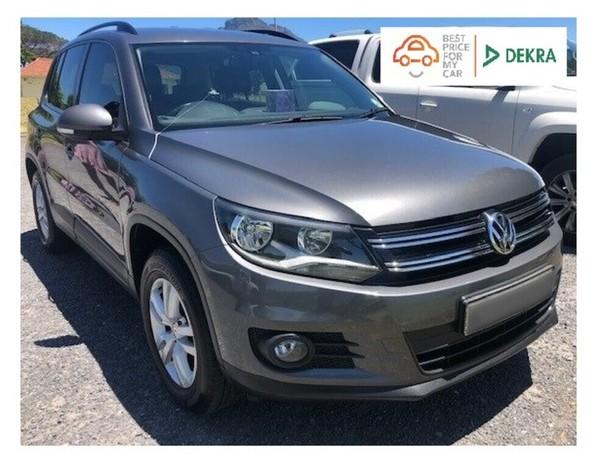 2016 Volkswagen Tiguan 2.0 Tdi Bmot Trend-fun  Western Cape Goodwood_0