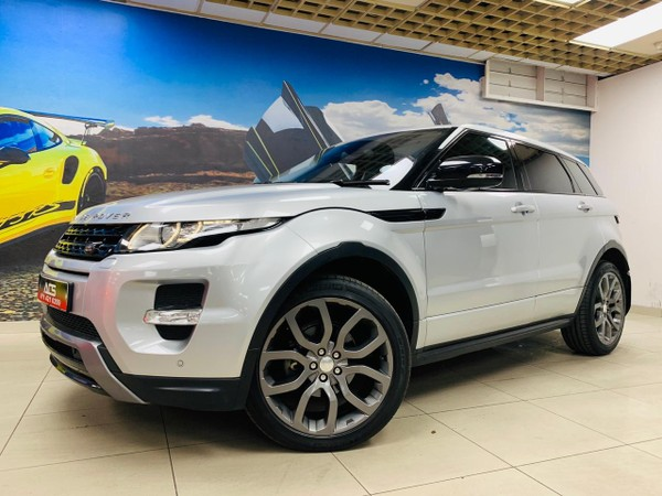 2014 Land Rover Evoque 2.2 Sd4 Dynamic  Gauteng Benoni_0