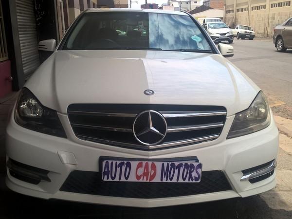 2013 Mercedes-Benz C-Class C200 Be Elegance At  Gauteng Johannesburg_0