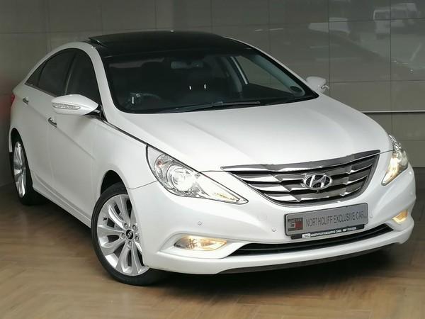 2011 Hyundai Sonata 2.4 Gls Executive At  Gauteng Randburg_0