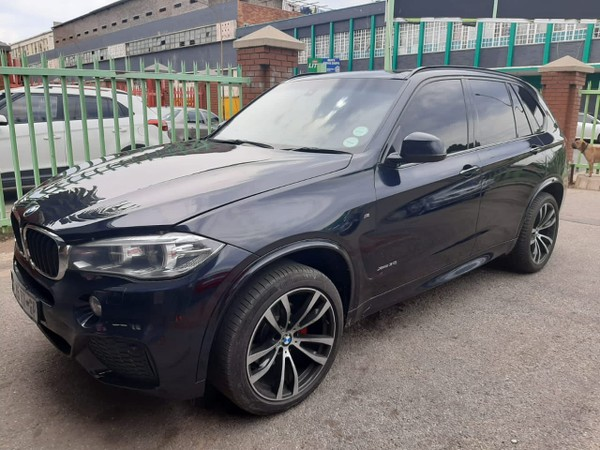 2014 BMW X5 Xdrive30d At  Gauteng Johannesburg_0