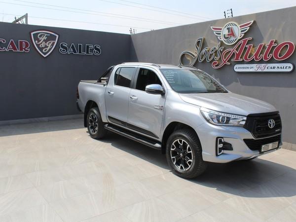 2020 Toyota Hilux 2.8 GD-6 Raider 4X4 Double Cab Bakkie Gauteng Vereeniging_0