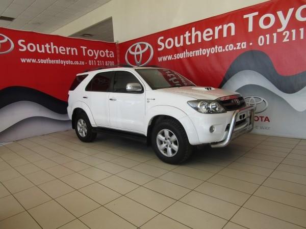 2008 Toyota Fortuner 3.0d-4d 4x4  Gauteng Lenasia_0